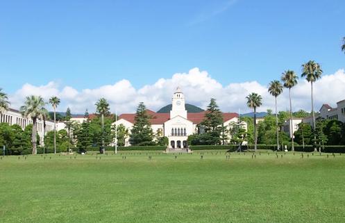 関西学院大学全景